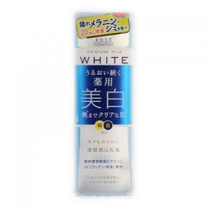 【医薬部外品】モイスチュアマイルド ホワイト ミルキィローション 140ml