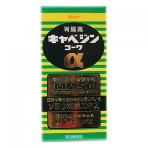 【第2類医薬品】キャベジンコーワα 300錠の関連商品2