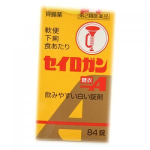【第2類医薬品】正露丸糖衣A 84錠