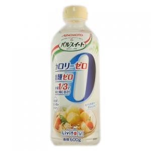味の素 パルスイート カロリーゼロ 液体タイプ 600g