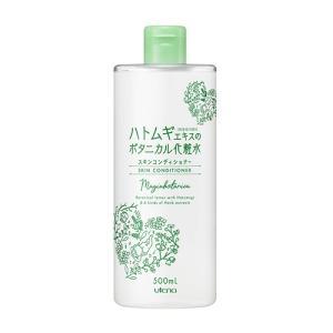 毎日たっぷり水分補給、ボタニカルエキスのうるおいで素肌の調子を整えるハトムギ(ヨクイニン) 化粧水で...