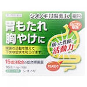 【第2類医薬品】シオノギ胃腸薬K細粒 16包|くすりのレデイPayPayモール店