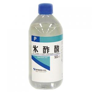 ケンエー 氷酢酸P 500ml ladypoint