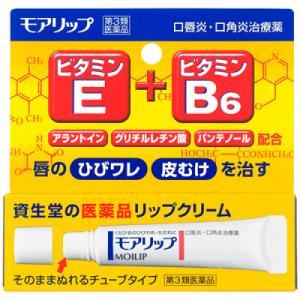 【第3類医薬品】資生堂 モアリップN 8g