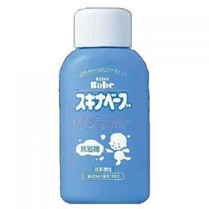 石けんを使わなくても赤ちゃんをきれいにできる「スキナベーブ」は油分を抑えてすべりにくく、生まれたばか...