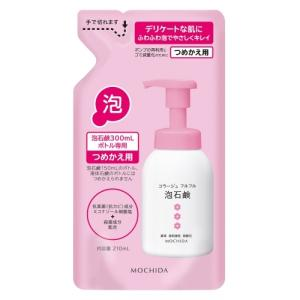 【医薬部外品】コラージュフルフル 泡石鹸 ピンク つめかえ用 210ml