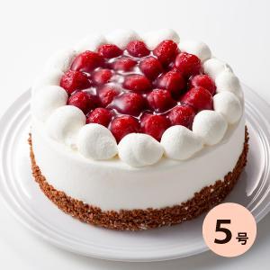 ケーキ レアチーズケーキ 木苺ショートフロマージュ(おのし・包装・ラッピング不可)の画像