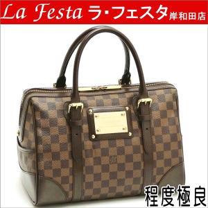 ルイヴィトン ハンドバッグ ダミエ  バークレー N52000 中古(程度極良)|lafesta-k