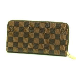ルイヴィトン 長財布 ダミエ ジッピー・ウォレット 箱 紙袋付き N41661 新品|lafesta-k|02