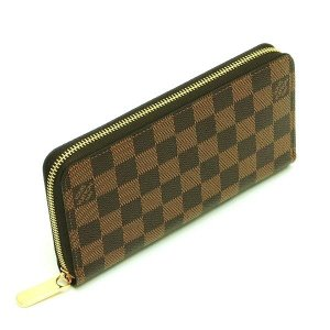 ルイヴィトン 長財布 ダミエ ジッピー・ウォレット 箱 紙袋付き N41661 新品|lafesta-k|03