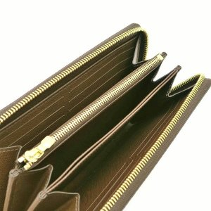 ルイヴィトン 長財布 ダミエ ジッピー・ウォレット 箱 紙袋付き N41661 新品|lafesta-k|04