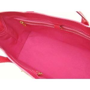 ルイヴィトン トートバッグ モノグラム・ヴェルニ ウィルシャーPM ローズポップ 保存袋付き M93643 中古(程度極良)|lafesta-k|10