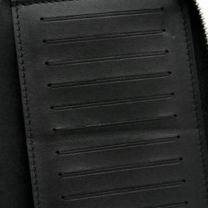 ルイヴィトン 長財布 ダミエ・アンフィニ ジッピー・ウォレット ヴェルティカル オニキス N63548 中古(程度極良【美品】)|lafesta-k|09