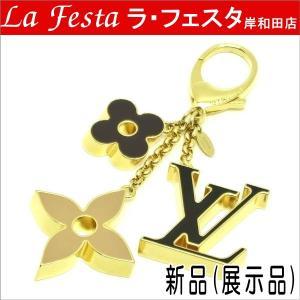 ルイヴィトン バッグ チャーム・フルール ドゥ モノグラム ゴールド M67119 新品(展示品)|lafesta-k