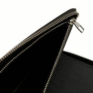 ルイヴィトン 長財布 ダミエ ジッピー・ウォレット ヴェルティカル 保存袋 箱付き N61207 中古(新品同様【美品】)|lafesta-k|08