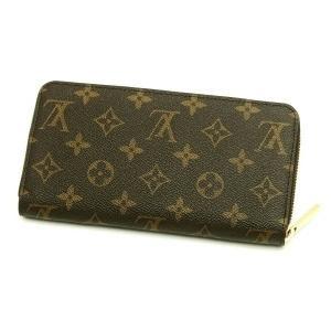 ルイヴィトン 長財布 モノグラム ジッピー・ウォレット フューシャ 箱 紙袋付き M41895 中古(新品同様【美品】)|lafesta-k|02