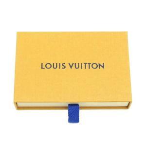 ルイヴィトン 4連キーケース ダミエ・アズール ミュルティクレ4 箱付き N60020 中古(程度極良【美品】)|lafesta-k|06