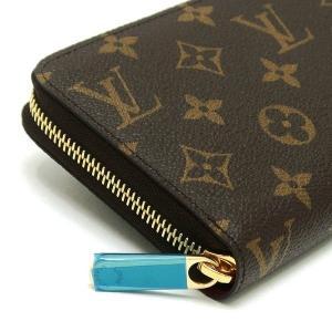 ルイヴィトン 長財布 モノグラム ジッピー・ウォレット フューシャ M41895 新品|lafesta-k|03