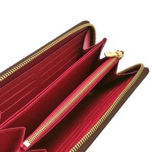 ルイヴィトン 長財布 モノグラム ジッピー・ウォレット フューシャ M41895 新品|lafesta-k|05