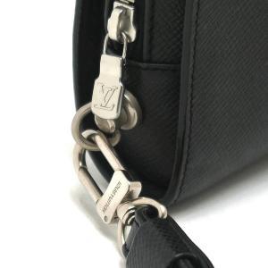 ルイヴィトン セカンドバッグ タイガ バイカル アルドワーズ 黒灰色 M30182 中古(程度極良【美品】)|lafesta-k|06