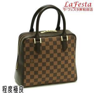 ルイヴィトン ハンドバッグ ダミエ ブレラ N51150 中古(程度極良)|lafesta-k