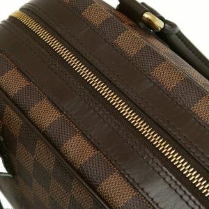 ルイヴィトン ハンドバッグ ダミエ ドゥオモ 保存袋付き N60008 中古(程度極良【美品】)|lafesta-k|06