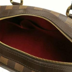 ルイヴィトン ハンドバッグ ダミエ ドゥオモ 保存袋付き N60008 中古(程度極良【美品】)|lafesta-k|07