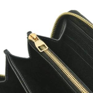 ルイヴィトン 長財布 モノグラム・アンプラント ジッピー・ウォレット ノワール 箱付き M61864 中古(程度極良【美品】) lafesta-k 08