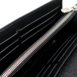 ルイヴィトン 長財布 エピ ポルトフォイユ・サラ ノワール 黒 箱付き M60582 中古(程度良)|lafesta-k|09