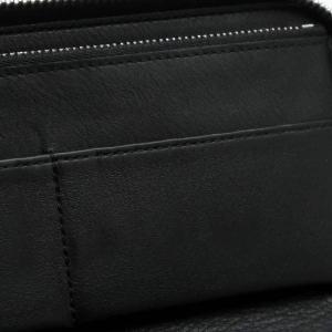 ルイヴィトン 長財布 ジッピー・ウォレット ヴェルティカル トリヨンレザー ノワール 黒 箱付き M58804 中古(程度良)|lafesta-k|10
