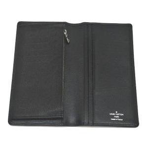 ルイヴィトン 長財布 エピ ポルトフォイユ・ブラザ ノワール 箱付き M66542 中古|lafesta-k|05