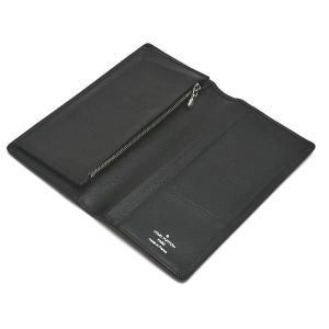 ルイヴィトン 長財布 エピ ポルトフォイユ・ブラザ ノワール 箱付き M66542 中古|lafesta-k|06