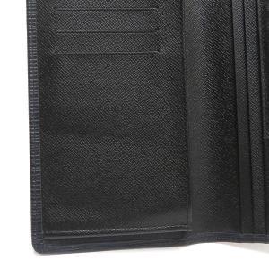 ルイヴィトン 長財布 エピ ポルトフォイユ・ブラザ ノワール 箱付き M66542 中古|lafesta-k|07
