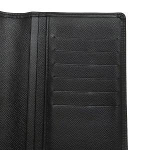 ルイヴィトン 長財布 エピ ポルトフォイユ・ブラザ ノワール 箱付き M66542 中古|lafesta-k|08