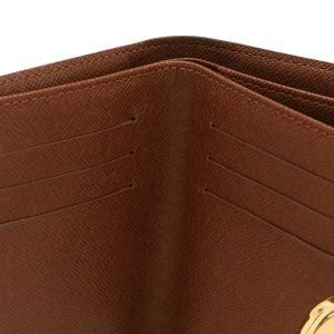 ルイヴィトン コンパクト財布 モノグラム ポルトフォイユ・コアラ 箱付き M58013 中古(程度良)|lafesta-k|08