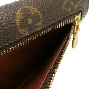 ルイヴィトン コンパクト財布 モノグラム ポルトフォイユ・コアラ 箱付き M58013 中古(程度良)|lafesta-k|10