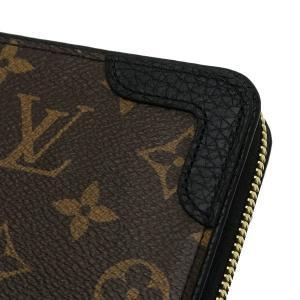 ルイヴィトン 長財布 モノグラム ジッピー・ウォレット レティーロ ノワール ブラック 箱付き M61855 中古(新品同様)|lafesta-k|04