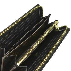 ルイヴィトン 長財布 モノグラム ジッピー・ウォレット レティーロ ノワール ブラック 箱付き M61855 中古(新品同様)|lafesta-k|07