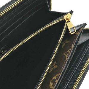 ルイヴィトン 長財布 モノグラム ジッピー・ウォレット レティーロ ノワール ブラック 箱付き M61855 中古(新品同様)|lafesta-k|08
