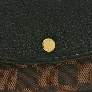 ルイヴィトン 長財布 ダミエ ポルトフォイユ・ノルマンディ 箱付き N61261 中古(程度極良【美品】)|lafesta-k|04
