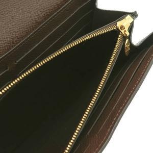ルイヴィトン 長財布 ダミエ ポルトフォイユ・ノルマンディ 箱付き N61261 中古(程度極良【美品】)|lafesta-k|10