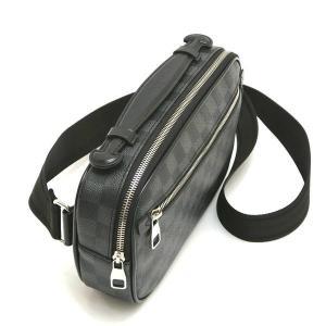 ルイヴィトン ボディバッグ ダミエ・グラフィット アンブレール  保存袋 紙袋付き N41289 中古(新品同様) lafesta-k 02