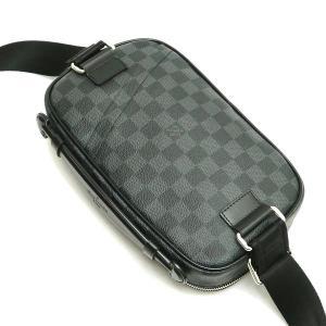 ルイヴィトン ボディバッグ ダミエ・グラフィット アンブレール  保存袋 紙袋付き N41289 中古(新品同様) lafesta-k 05