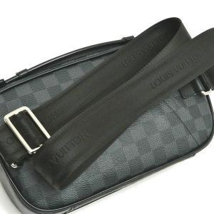 ルイヴィトン ボディバッグ ダミエ・グラフィット アンブレール  保存袋 紙袋付き N41289 中古(新品同様) lafesta-k 07