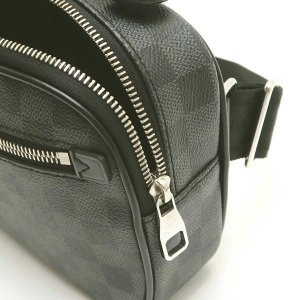 ルイヴィトン ボディバッグ ダミエ・グラフィット アンブレール  保存袋 紙袋付き N41289 中古(新品同様) lafesta-k 08