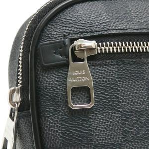 ルイヴィトン ボディバッグ ダミエ・グラフィット アンブレール  保存袋 紙袋付き N41289 中古(新品同様) lafesta-k 10