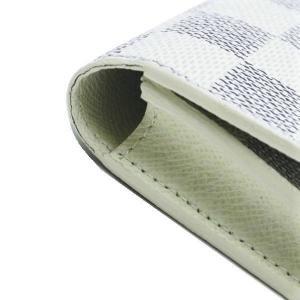 ルイヴィトン カードケース ダミエ・アズール アンヴェロップ・カルト ドゥ ヴィジット 箱付き N61746 中古(程度極良)|lafesta-k|04
