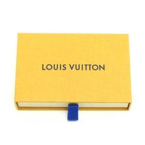 ルイヴィトン カードケース ダミエ・アズール アンヴェロップ・カルト ドゥ ヴィジット 箱付き N61746 中古(程度極良)|lafesta-k|08