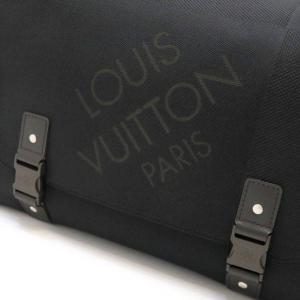ルイヴィトン ショルダーバッグ ダミエ・ジェアン ベリエ ノワール 黒 保存袋付き M93076 中古(新品同様)|lafesta-k|06
