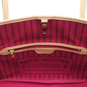 ルイヴィトン トートバッグ モノグラム ネヴァーフルPM ピヴォワンヌ ピンク系 箱付き M41245 新品|lafesta-k|06